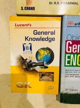 GE lucent GL+ IES English+GE IES studies +arihant-120each