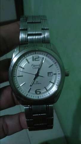Jam tangan alexander cristie