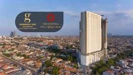 Apartemen 1 bedroom 300 jutaan Gunawangsa Tidar Superblock