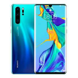Huawei P30 Pro multi-touch capacitive touchscreen with 2340 x 1080 pix