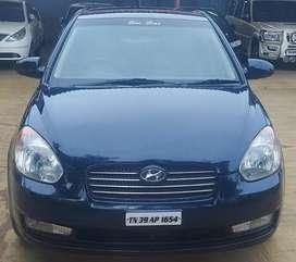 Hyundai Verna VTVT 1.6, 2007, Diesel