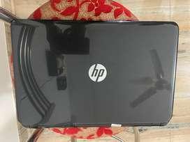 HP LAPTOP i3 4th gen