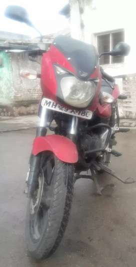 Pulsar 180 with registration no.X-180