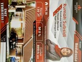 Rumah Murah Strategis di Kota Baturaja