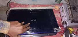 Acer laptop new condition