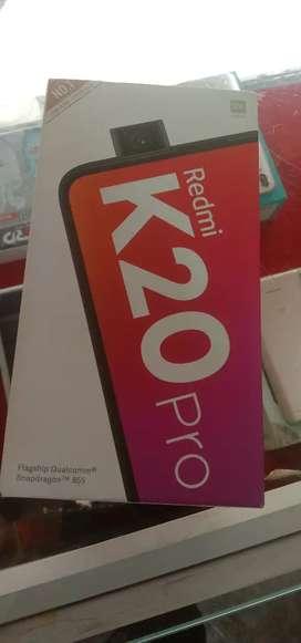 K20 pro 6gb ram 128 storage display finger pop up selfie camera