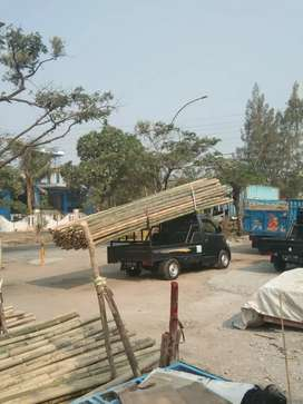 Jual bambu dan kaso proyek murah
