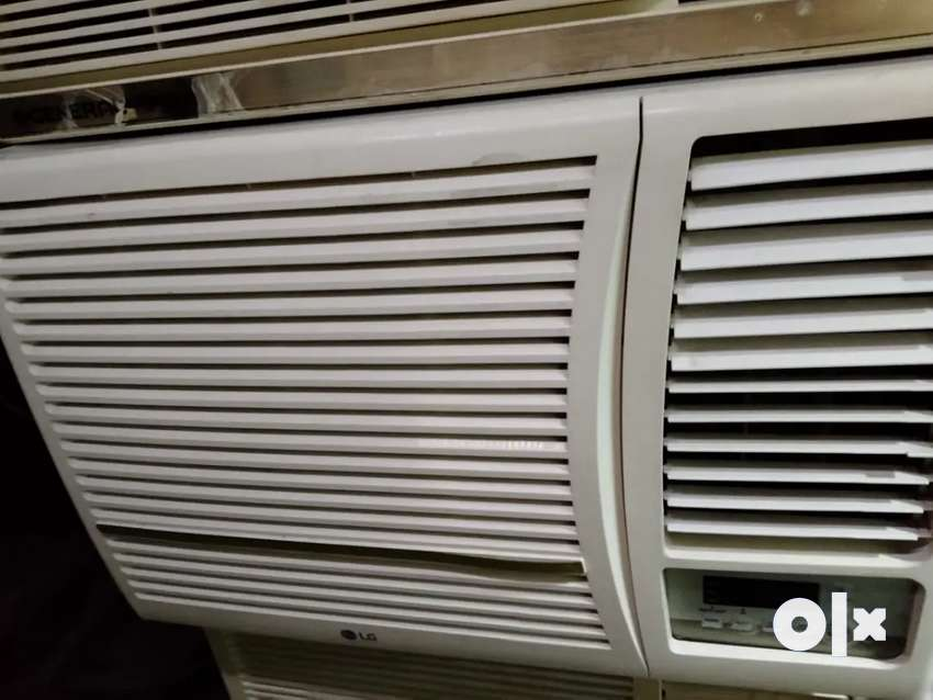 1.5 tone window lg ac very good condison with remote 0