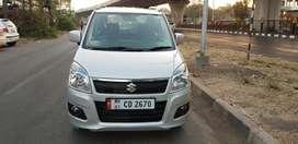 Maruti Suzuki Wagon R Wagonr VXI + AMT, 2015, Petrol