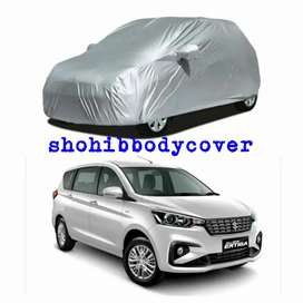 Selimut sarung mantel bodycover mobil silver 01