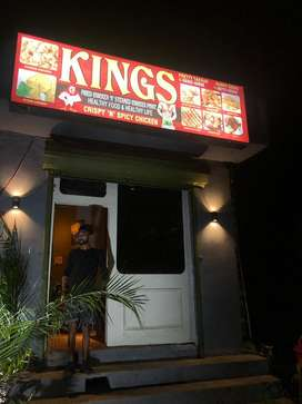 Kings fried chicken need experience cooker