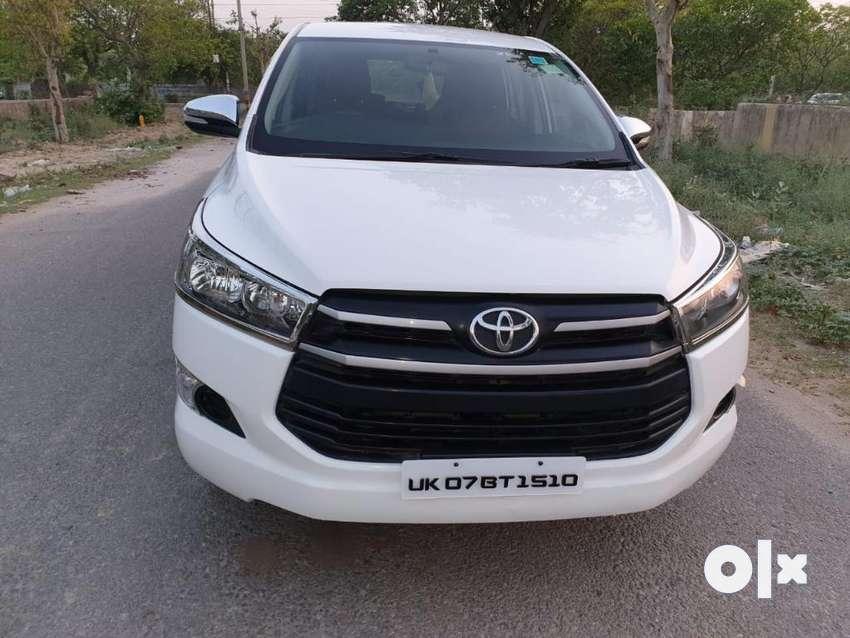 Toyota INNOVA CRYSTA 2.8 GX CRDi Automatic, 2016, Diesel 0