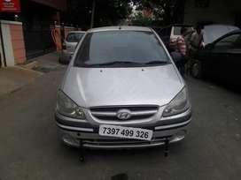Hyundai Getz GVS, 2007, Petrol