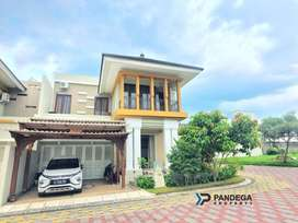 Rumah Semi VIlla LT 238 m2 Perumahan Elit Jl. Kaliurang Dekat UGM