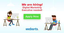 Required Digital marketing, Social Media and SEO Executive