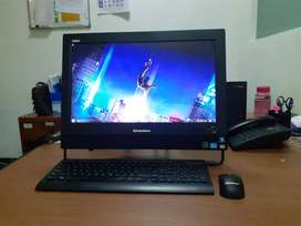 PC All In One Lenovo THINKCENTER Core i5