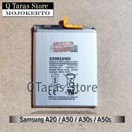 Baterai Samsung A10s A20 A20s A30s A50 A50s A70 M20 M30 Original