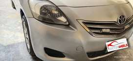 Toyota Belta (Original documents for 1000 cc but changed to 1300 cc)