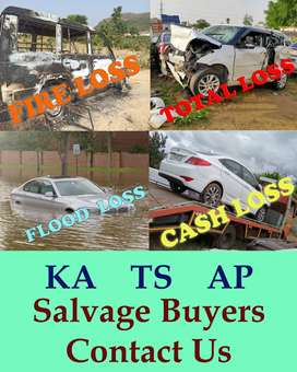 TOTAL LOSS SALVAGE VEHICLE