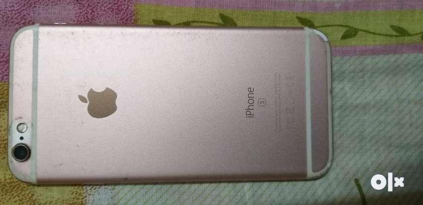Iphone 6s rose gold 64gb 0