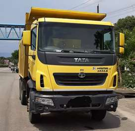 Tata prima  2016 last single owner