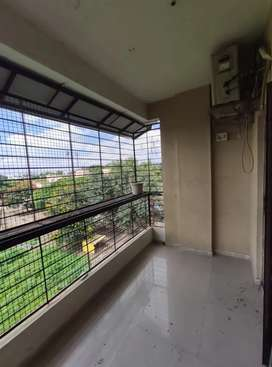 3 BHK Semi-Furnished Flat For Sale