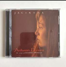 CD Audiophile Jacintha