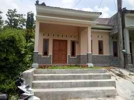 Jual rumah baru murah selatan pasar piyungan Bantul Yogya