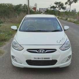 Hyundai Verna VTVT 1.6 SX Option, 2012, Petrol