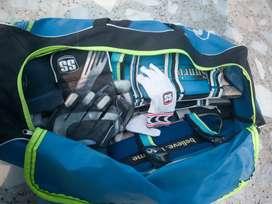 Professional cricket kit