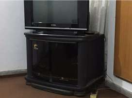 Tv trolley for urgent sale