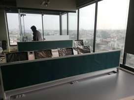 furnish office available from 100sqft to 3000 sqft