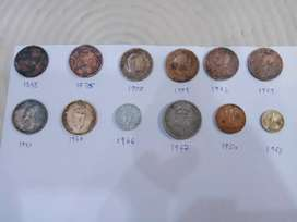 Old Good condition coins very precious Heritage