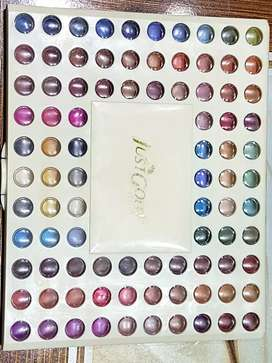 98 eye shades kit by just gold Italy