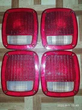 Mica Lampu CJ7 BARU