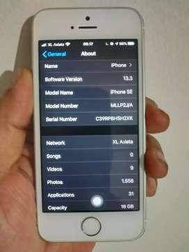 iPhone 5 SE 16GB eks Inter J/A, Unit Only