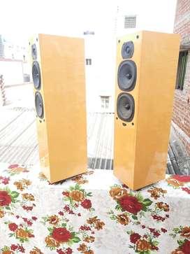 quad audiophile 22l tower speakers