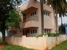 1BHK corner house for rent