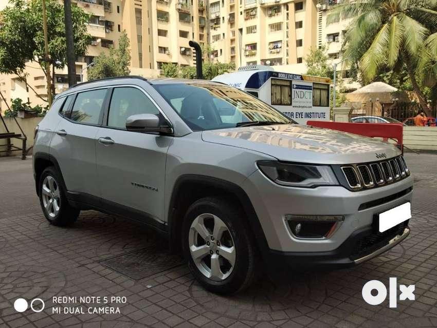 Jeep COMPASS, 2018, Petrol 0