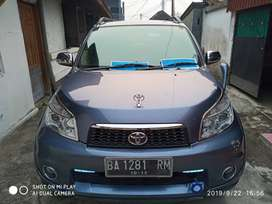 Toyota Rush S th 2010 akhir