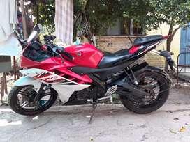 Want to sell my Yamaha R15 bike