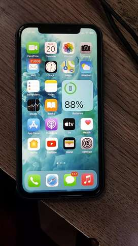 Iphone x 256gb is on sale,mint condition