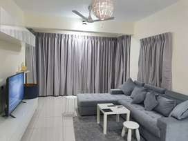 Studio flat for sale fully furnished
