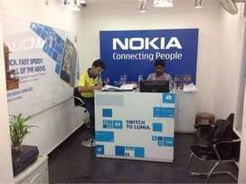 Nokia process urgentIy hiring for Sales, Back Office & Domestic CCE