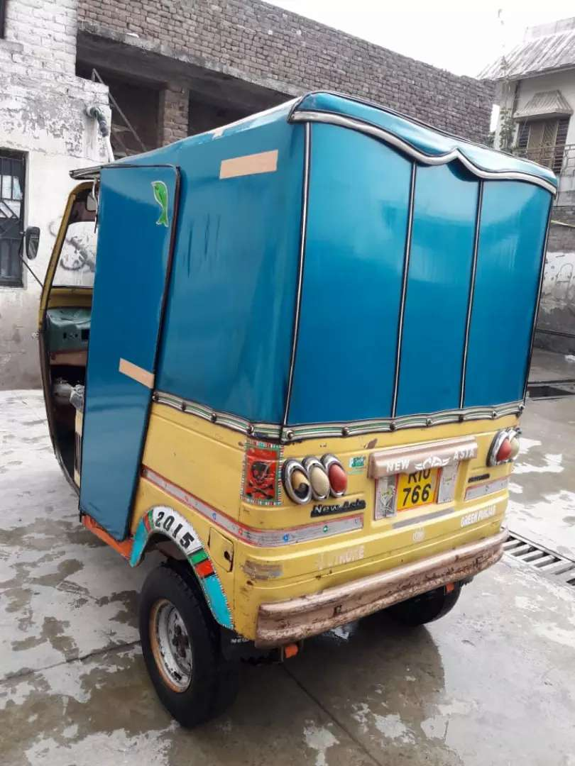 New Asia rickshaw for sale 0