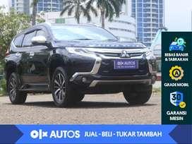 [OLX Autos] Mitsubishi Pajero Sport 2.4 Dakar Diesel A/T 2017 Hitam