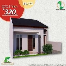 Promo Bulan Juni Cuma 320jt Rumah Minimalis dkt Kota Baru Parayangan
