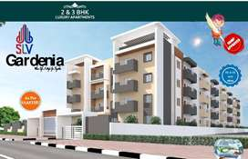 2&3 bhk OC CC with RERA and 14 Amenities & A katha