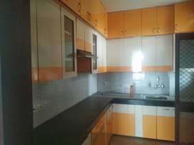 2BHK Semi- Furnished Flat Available in Omaxe with Covered Parking