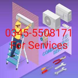 Air condition Ac installation Service repairs sale purchase